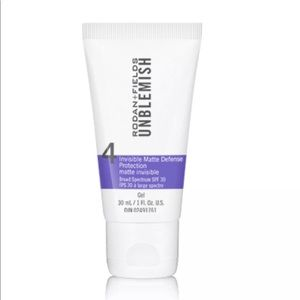 Rodan and Fields Invisible Matte SPF 30 Protection